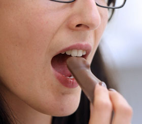 Allergia al cioccolato