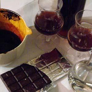 Abbinamento cioccolato fondente