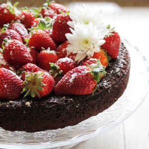 Torta caprese al cioccolato la ricetta