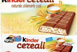 Kinder Cereali