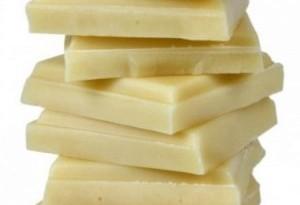 La ricetta per fare il cioccolato bianco a casa
