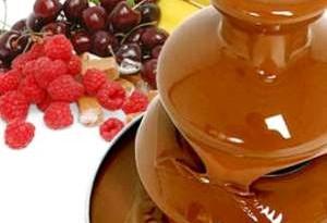 Quale frutta scegliere per la fondue di cioccolato