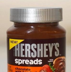 cioccolata hersey nutella
