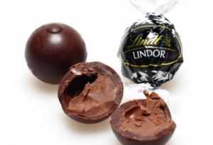 lindt cioccolato card