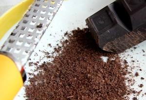 Come grattugiare il cioccolato