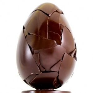 Come riciclare il cioccolato delle uova di pasqua al latte