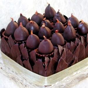 Cioccolato e fichi idee per l'abbinamento