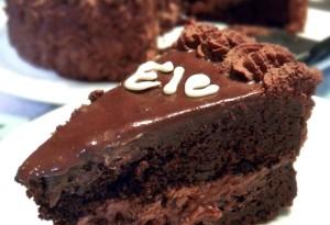 Come fare una torta di compleanno al cioccolato