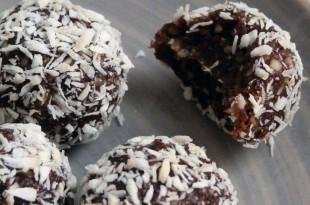 come preparare tartufi cioccolato cocco