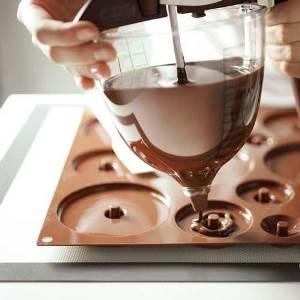 Stampi per il cioccolato quale materiale scegliere