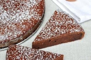 preparare torta castagne cioccolato