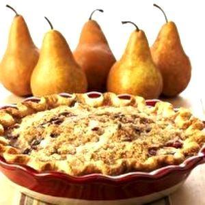 Crumble di cioccolato e pere, il dessert d'autunno