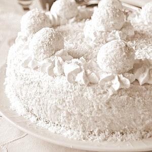 Come preparare la torta Raffaello