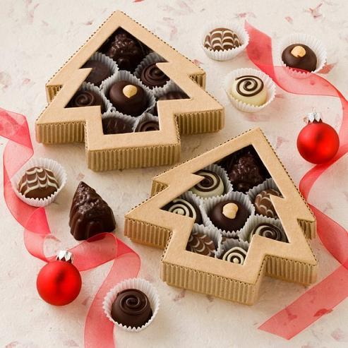 Natale 5 idee regalo per gli amanti del cioccolato for Idee regalo collega di lavoro