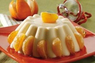 ricetta bavarese al mandarino