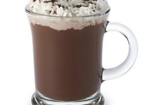 cioccolata calda zenzero