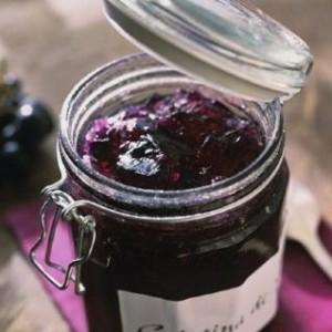 preparare  marmellata uva fragola