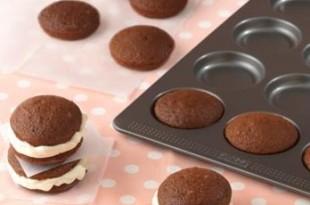 ricetta whoopies cioccolato marshmallows