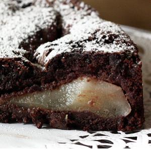 preparare-torta-cioccolato-pere