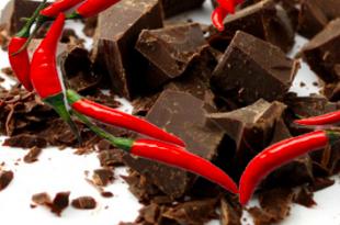 cioccolato peperoncino