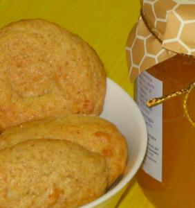 miele biscotti
