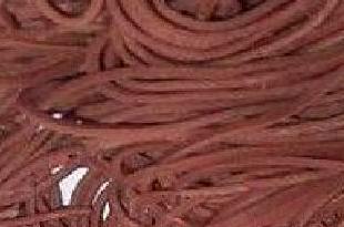 spaghetti cioccolato