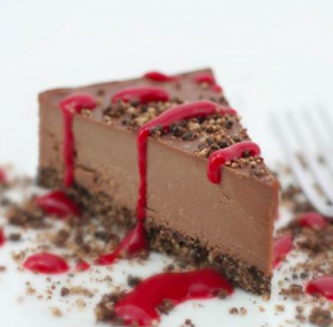 cioccolata cheesecake
