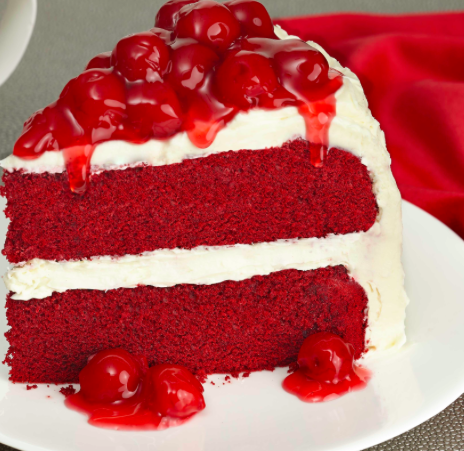 Red Velvet Cake Kwestia Smaku