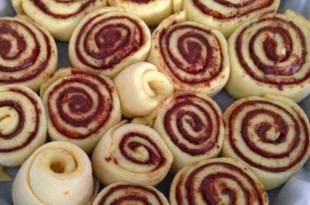 torta rose nutella