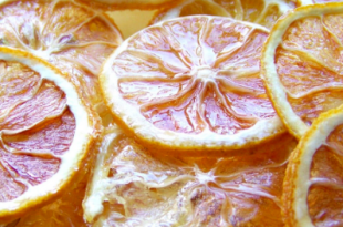 limone caramellato