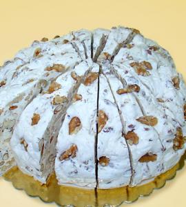 torta torrone