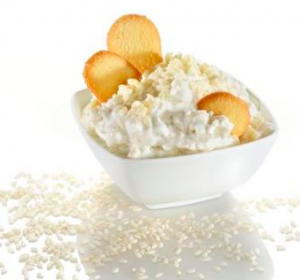 gelato di riso