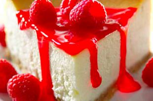 torta cheesecake lampone