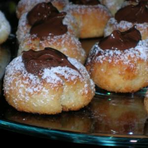 biscotti cocco nutella