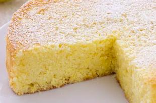 torta limone no uova
