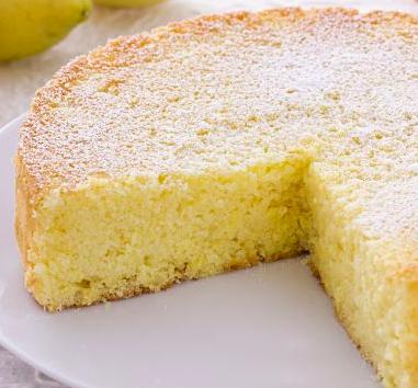 Torta Al Limone Senza Uova La Ricetta Troppo Dolce