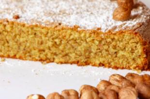torta nocciole