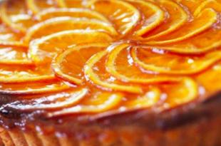 crostata arance