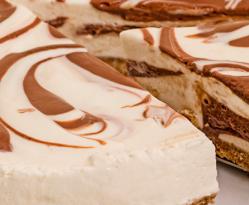 torta philadelphia cioccolato