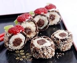 sushi cioccolato