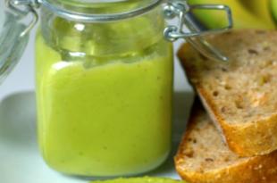 marmellata avocado