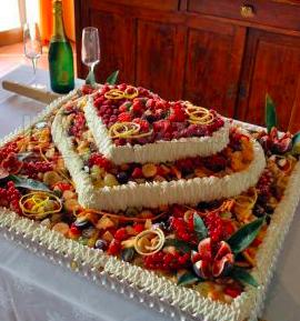 torta nuziale fatta in casa ricetta