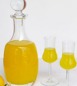 limoncello sorrento