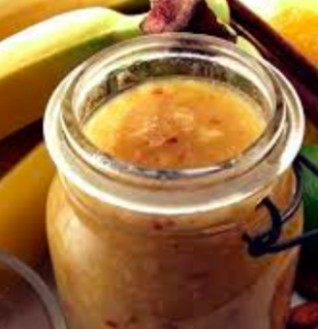 marmellata banane