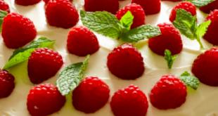 torta estiva crema chantilly