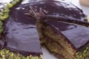 torta pistacchio cioccolato