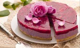 cheesecake rose