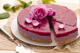cheesecake rose