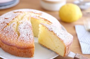 torta bianca morbidissima