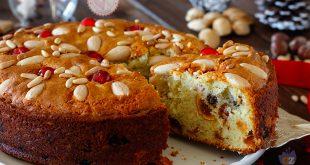 torta zelten del trentino
